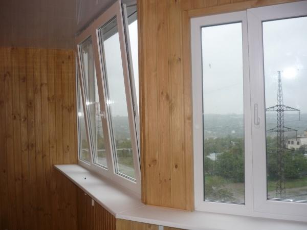 Пластиковые окна с контролем климата