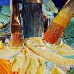Преимущество масляной краски