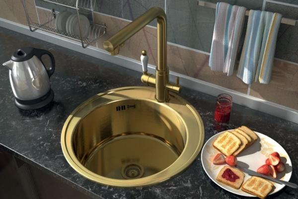 Чешские мойки «Зорг» – идеальное решение для оборудования кухни