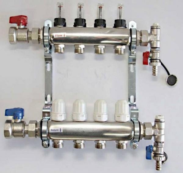 Современная водопроводная система