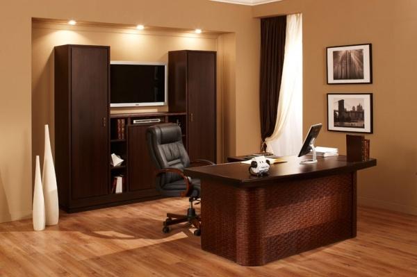 Кабинет руководителя и мебель, которая должна быть в нём