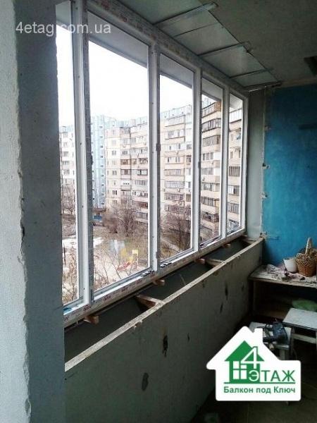 Выносная сварка балконов – расширение и укрепление