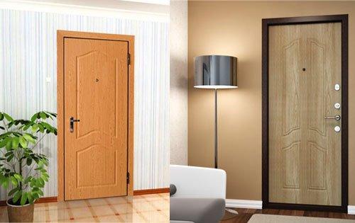 качественные стальные двери в квартиру